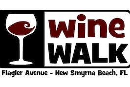 Flagler Avenue Wine Walk – July