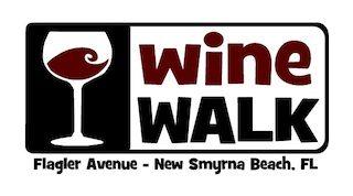 Wine Walk New Smyrna Beach FL