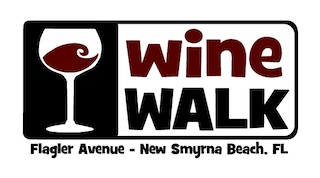 Wine Walk New Smyrna Beach FL