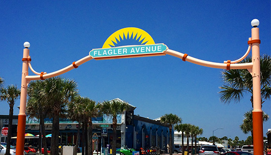 The Cook and the Book , Flagler Avenue, New Smyrna Beach