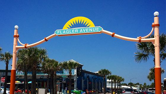 Flagler Avenue Events - New Smyrna Beach