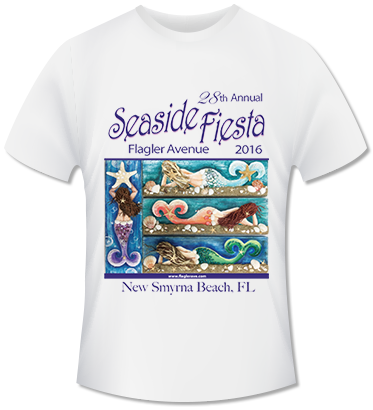 2016 Seaside Fiesta T-Shirt