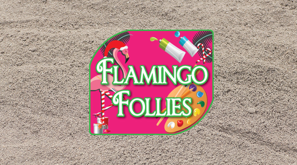 Flamingo Follies Art Show NSB