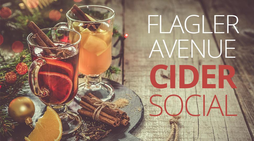 Flagler Avenue Cider Social
