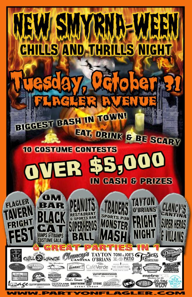Flagler Avenue Halloween Event