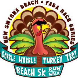 Turkey Day Beach 5K Run