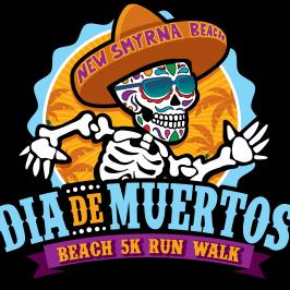 Dia De Muerta Beach 5K
