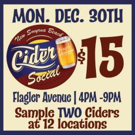 Flagler Avenue Cider Social 2019