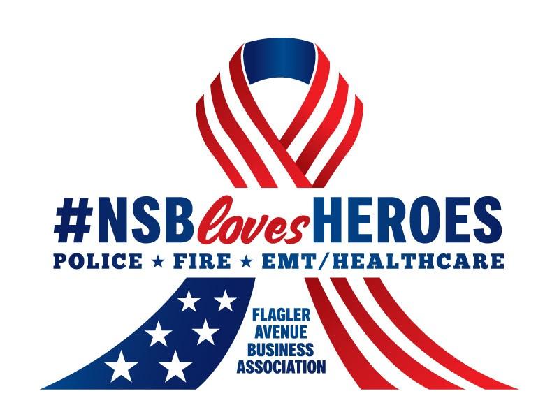 NSB Loves Heroes Logo