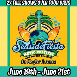 Seaside Fiesta Music Festival On Flagler Avenue