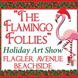 New Smyrna Beach Flamingo Follies
