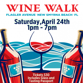 Flagler Avenue Wine Walk – April 2021
