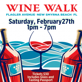 Flagler Avenue Wine Walk – February 2021