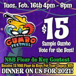 New Smyrna Beach Gumbo Festival