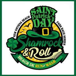 New Smryna Beach Shamrock and Roll 5K