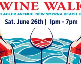 Flagler Avenue Wine Walk