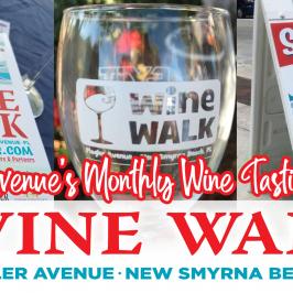 Flagler Avenue Wine Walk – November 2021