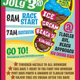 Flagler Avenue Ice Cream Beach 5K