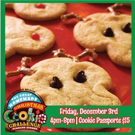 Great Homemade Christmas Cookie Challenge